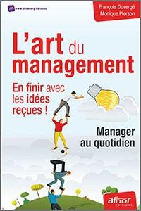 L'art du management - 1ère de couverture